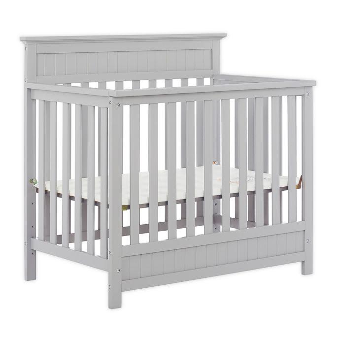 Addison Naples 4 In 1 Convertible Mini Crib Dream On Me