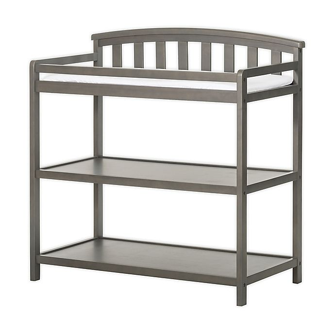 Alternate image 1 for Forever Eclectic™ Curved Top Changing Table