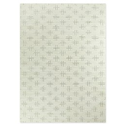 Sivert Woven Area Rug in Off White