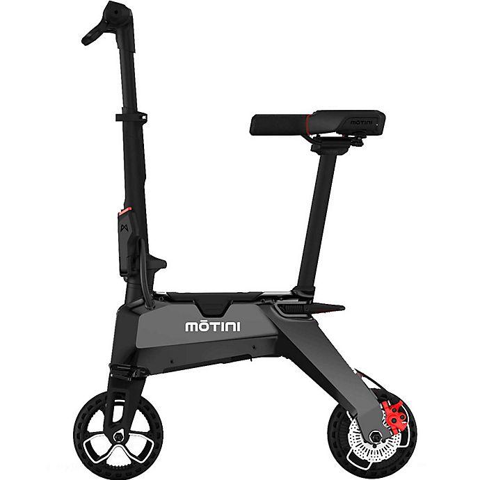 Alternate image 1 for Motini 36-Volt 250-Watt Nano Electric Scooter
