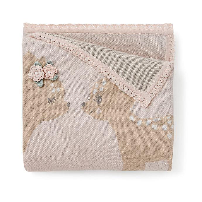 Alternate image 1 for Elegant Baby® Cotton Stroller Blanket in Pink