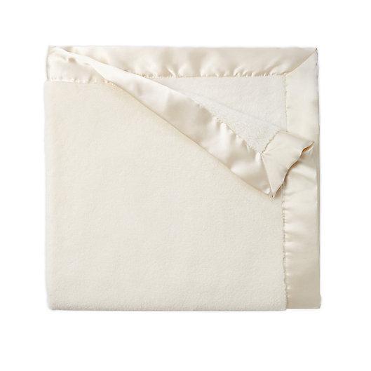 Alternate image 1 for Elegant Baby Fleece Stroller Blanket