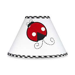 Sweet Jojo Designs Polka Dot Ladybug Lamp Shade