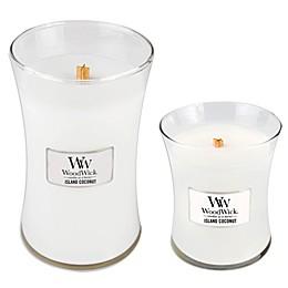 WoodWick® Island Coconut Jar Candles