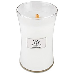 WoodWick® Island Coconut 22 oz. Jar Candle
