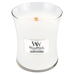 WoodWick® Island Coconut 10 oz. Jar Candle