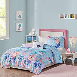 Mi Zone Kids Playful Purrmaids Bedding Collection