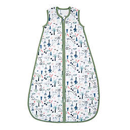 aden + anais® Essentials Large Dino Time Sleeping Bag in Green