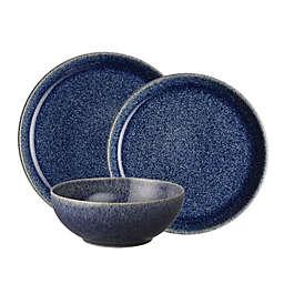 Denby Studio Blue 12-Piece Dinnerware Set in Cobalt
