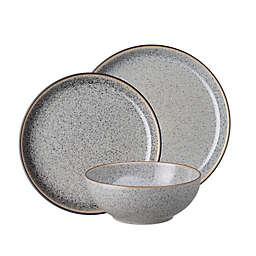 Denby Studio Grey 12-Piece Dinnerware Set in Grey
