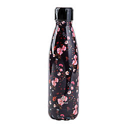 Manna™ Vogue® 17 oz. Double Wall Stainless Steel Bottle in Snake Floral