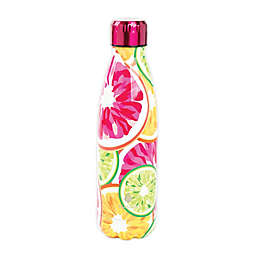 Manna™ Vogue® 17 oz. Double Wall Stainless Steel Bottle in Citrus