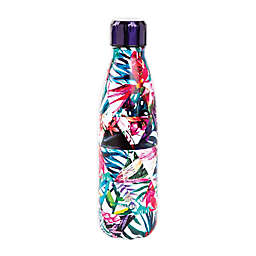 Manna™ Vogue® 17 oz. Double Wall Stainless Steel Bottle in Geo Palm