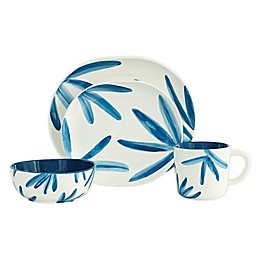 Baum Aquafloras 16-Piece Dinnerware Set