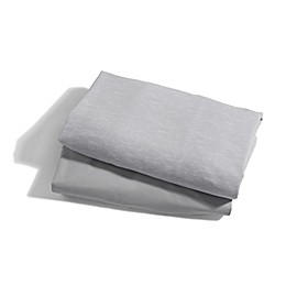 Baby Jogger® city suite™ 2-Pack Waterproof Sheets in Graphite