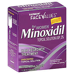 Harmon® Face Values™ Minoxidil For Women Unscented