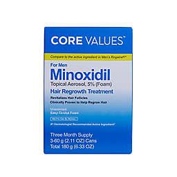 Harmon® Face Values® 6.33 oz. Minoxidil 5% Hair Regrowth Treatment for Men