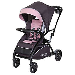 Baby Trend® Sit N' Stand® 5-in-1 Shopper Stroller in Pink