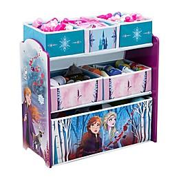 Delta Children Disney® Frozen II 6-Bin Design and Store Toy Storage Organizer
