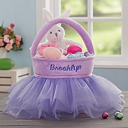 Tutu Personalized Easter Basket Collection