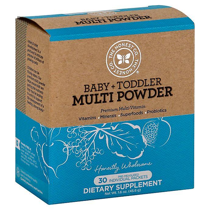 Honest?? Baby & Toddler Complete Vitamin Multi Powder   Bed Bath ...
