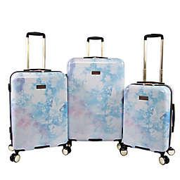 Juicy Couture™ Sadie 3-Piece Hardside Spinner Luggage Set in Purple