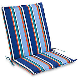 Stripe Indoor/Outdoor Folding Sling Chair Cushion