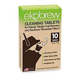 ekobrew™ 10-Count Cleaning Tablets