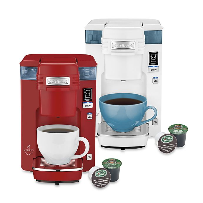 Cuisinart Compact Single Serve Coffee Maker Bed Bath Beyond
