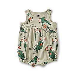 Tea Collection Parrot Romper