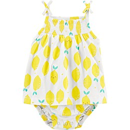 carter's® Lemon Sunshine Sunsuit