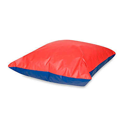 Foamcraft Foamnasium™ Large Shred Pillow in Red/Blue
