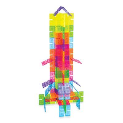 Guidecraft 96 Piece Interlox Building Set Buybuy Baby