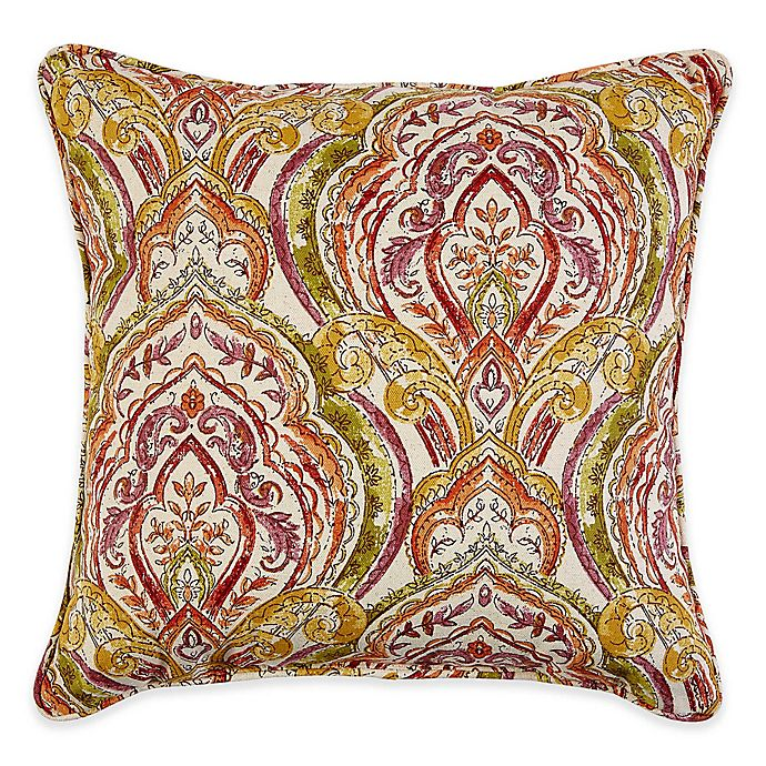 Alternate image 1 for Print 20-Inch Square Throw Pillow