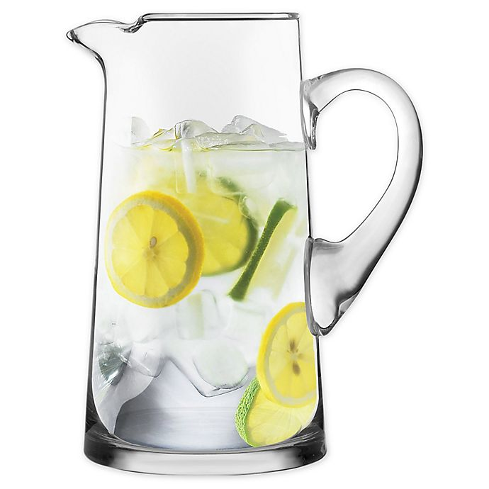 Alternate image 1 for Dailyware™ 90 oz. Glass Cantina Pitcher