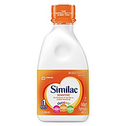 Similac Sensitive® Ready to Feed 32 oz. Bottle