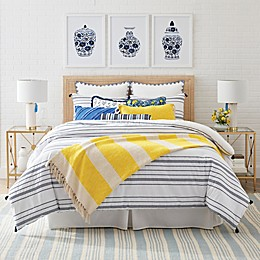 One Kings Lane Open House™ Water Mill 3-Piece Duvet Cover Set
