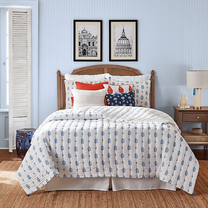 Alternate image 1 for One Kings Lane Open House™ Westerly 3-Piece Quilt Set