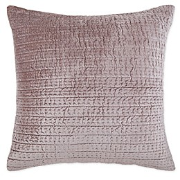 O&O by Olivia & Oliver™ Pick Stitch Square Throw Pillow in Lavender