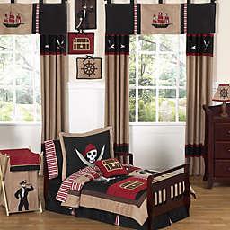 Sweet Jojo Designs Pirate Treasure Cove Toddler Bedding Collection