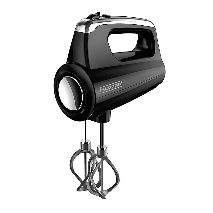 Alternate image 1 for Black & Decker™ Helix Performance Premium Hand Mixer