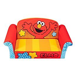Marshmallow Fun Company Sesame Street® Elmo Flip Open Couch
