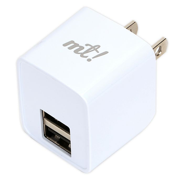 Alternate image 1 for MyTech AC USB Wall Charger