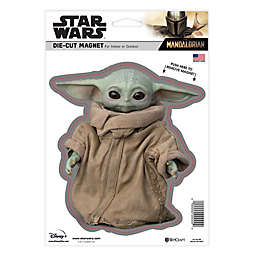 Star Wars™ The Child (AKA Baby Yoda) Die-Cut Logo Magnet