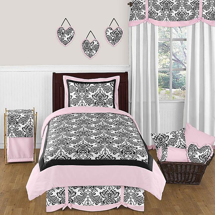 Alternate image 1 for Sweet Jojo Designs Sophia 4-Piece Twin Bedding Set