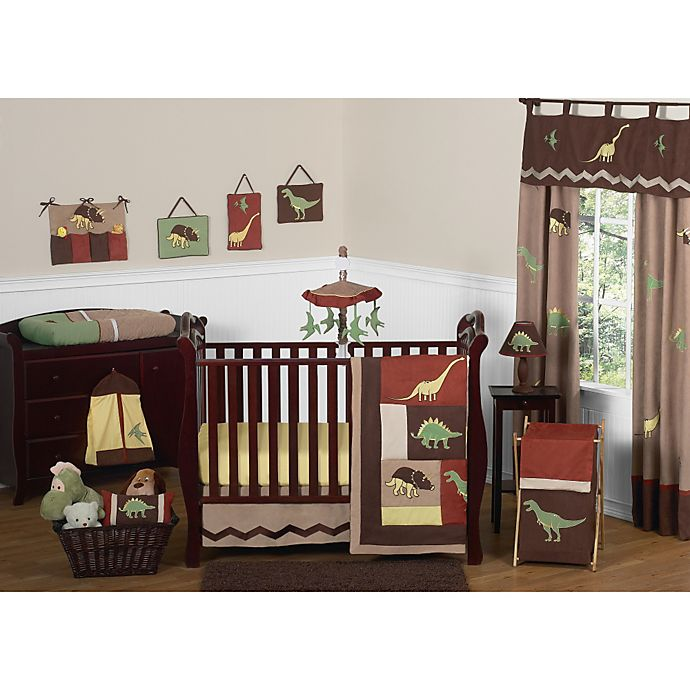 Sweet Jojo Designs Dinosaur Land Crib Bedding Collection