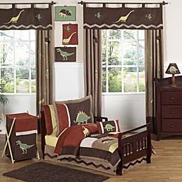 Sweet Jojo Designs® Dinosaur Land 5-Piece Toddler Bedding Set