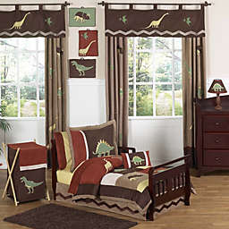 Sweet Jojo Designs® Dinosaur Land Toddler Bedding Collection