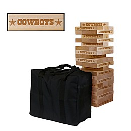 NFL Giant Wooden Tumble Tower Game Collection