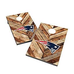 NFL New England Patriots Cornhole Bag Toss Set